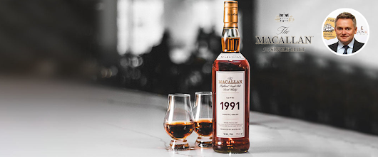 Ignite Digital Marketing Podcast | Macallan Scotch Whisky Marketing Director Glen Gribbon On How He is Increasing Market Share Across the Globe