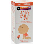 Wellements Baby Move Prune Concentrate With Prebiotics - 4 oz box