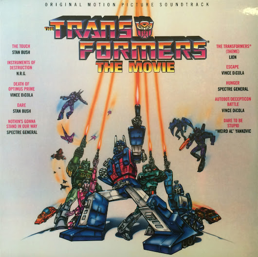 The Transformers: The Movie – Original Motion Picture Soundtrack
