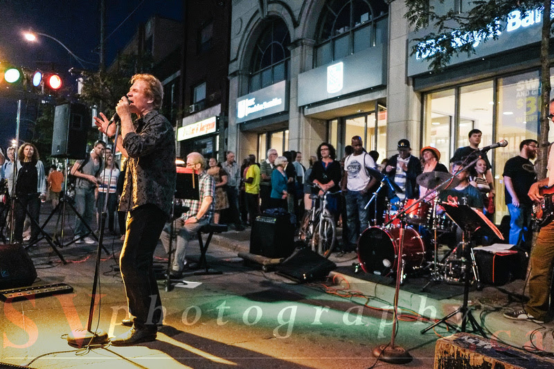 SVPhotography.ca: Thurs Evening Streetfest &emdash; Beaches International Jazz Festival