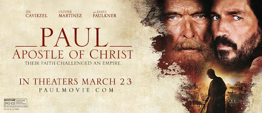 Paul, Apostle of Christ Trailer Reaction - Struggling for Purpose