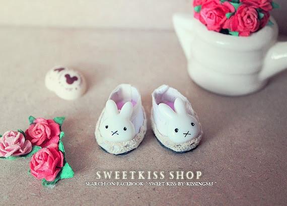 Sweet - Rabbit Shoes (Lati size)