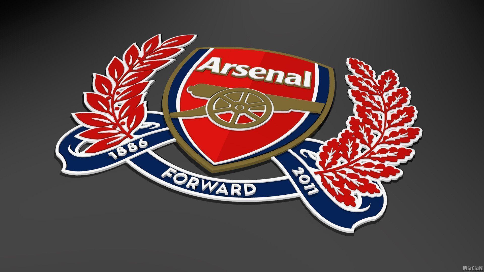 Arsenal Logo Wallpapers - Wallpaper Cave