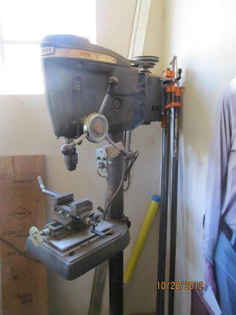 Luxury Antique Drill Press For Sale | Decor & Design Ideas