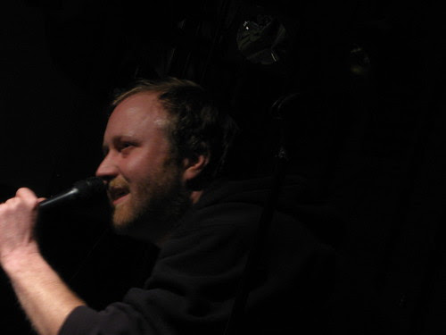 James Fritz at The Early Weekend Show January 22, 2009