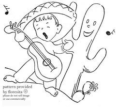 Mailorder 90 - singing boy pattern