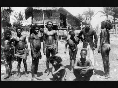 Native Indonesian MALUKU people  YouTube