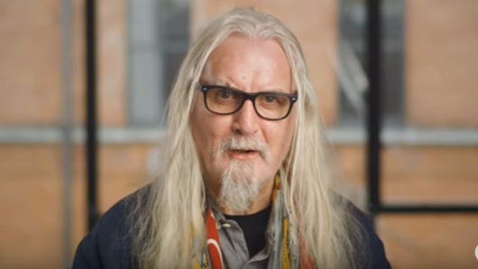 Viewers Were Moved To Tears By Billy Connolly On Comic Relief Last Night | LADbible