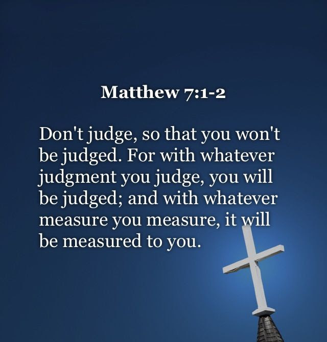 Quotes About Judging Other Christians 19 Quotes
