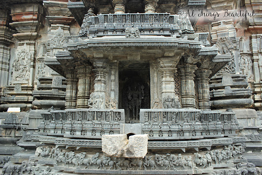 The marvels of the Chennakesava Temple at Belur