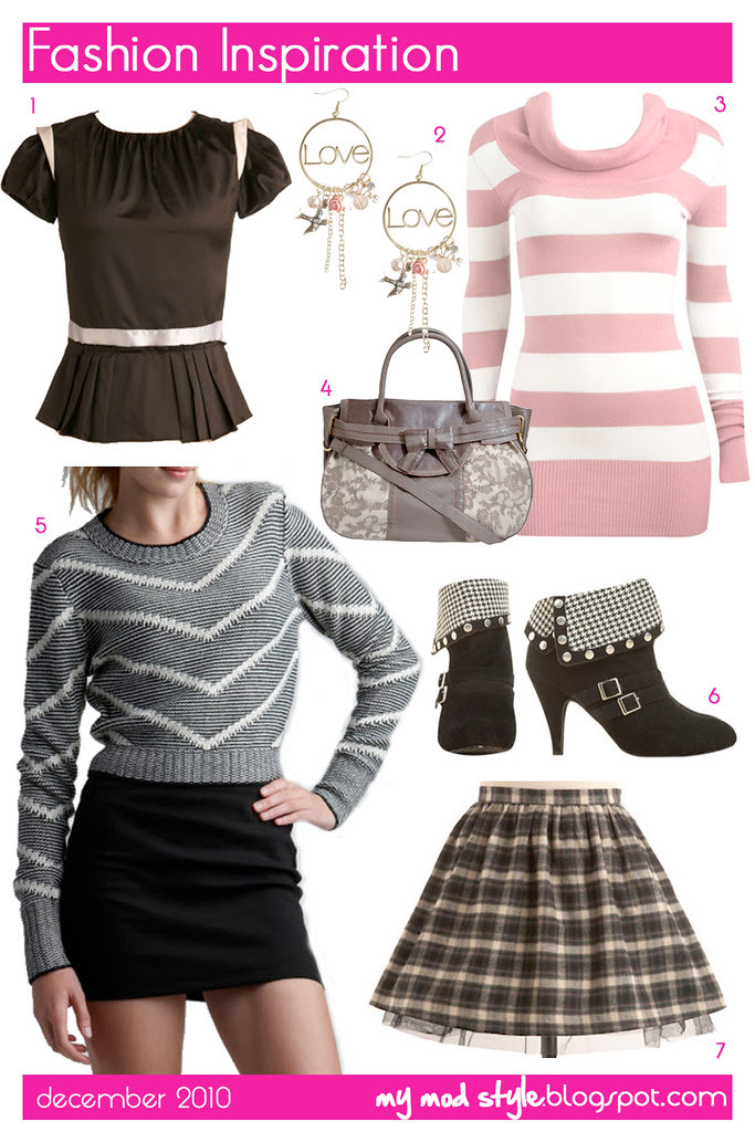 Fashion Inspiration - Dec. 2010