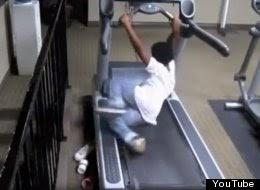 Άνθρωποι - Γυμναστική σημειώσατε διπλό.(βίντεο)