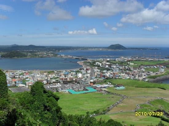 Gambar Pulau Jeju