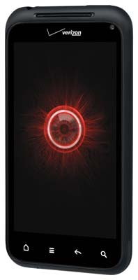 The Verizon Droid Incredible 2 by HTC
