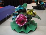 PCOC origami flowers