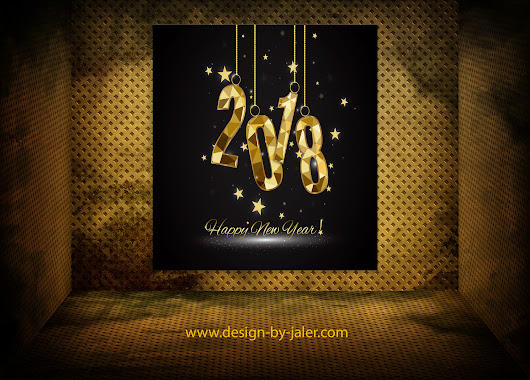 Design By Jaler - HAPPY NEW YEAR !