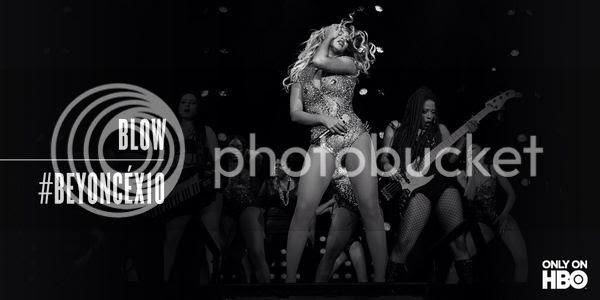 Watch: Beyoncé performs 'Blow' on HBO miniseries...