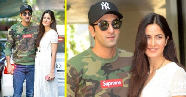 Katrina Kaif reveals that Ranbir taught her how to use Instagram, he also has a fake account to look after some people