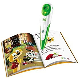 LeapFrog Tag Reading System and Tag Reader Books