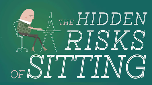 Why Sitting Is The New Smoking: An Animated Explanation