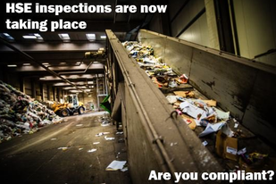 recycling & waste inspections