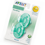 Avent Pacifiers, Soothie, 0-3 Months - 2 pacifiers