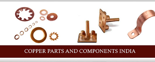 Copper Milled Parts Copper Milled Components Copper milling work