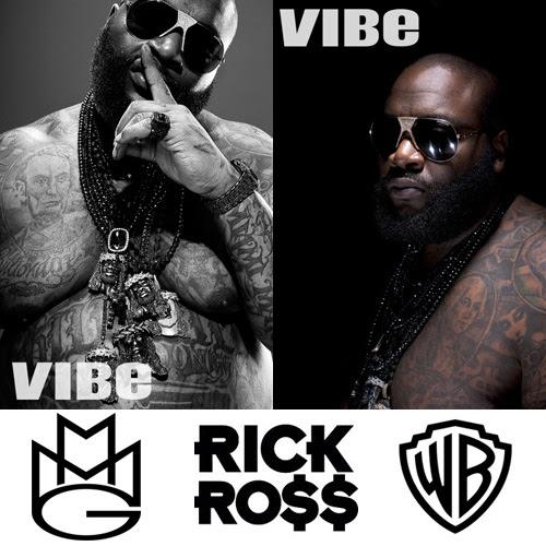 "rick ross vibe mag. RICK ROSS 2011 ""VIBE MAGAZINE"