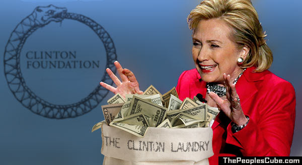 Image result for hillary clinton foundation