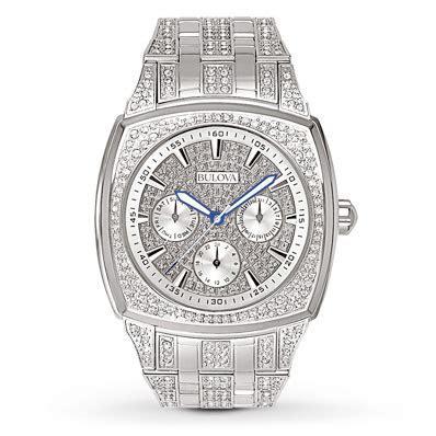 Bulova Men's Watch Crystals Collection 96C002   270275807