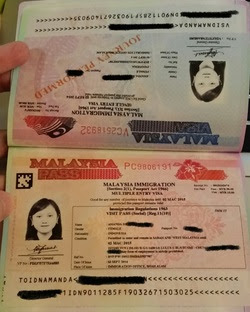 Spouse Visa Malaysia for Indonesian  MANDY
