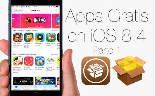 Descarga aplicaciones totalmente gratis en iOS 8.4 • iPhoneate - iNeate