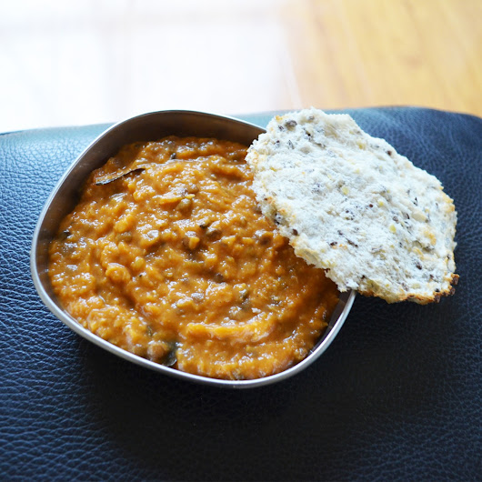 MIXED LENTIL KORMA | Easy Spicy Side Dish!
