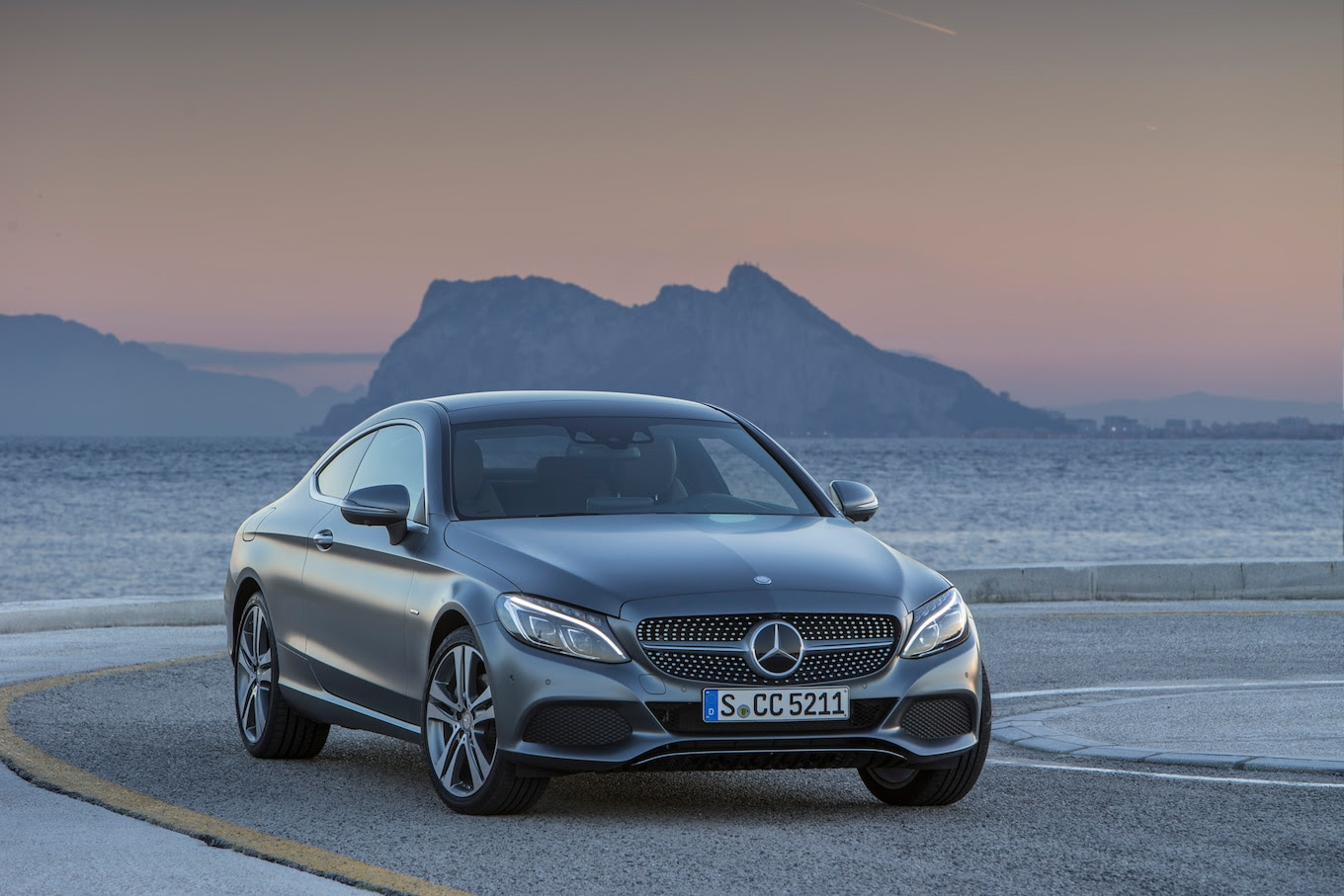 2017 Mercedes-Benz C300 Coupe First Drive Review