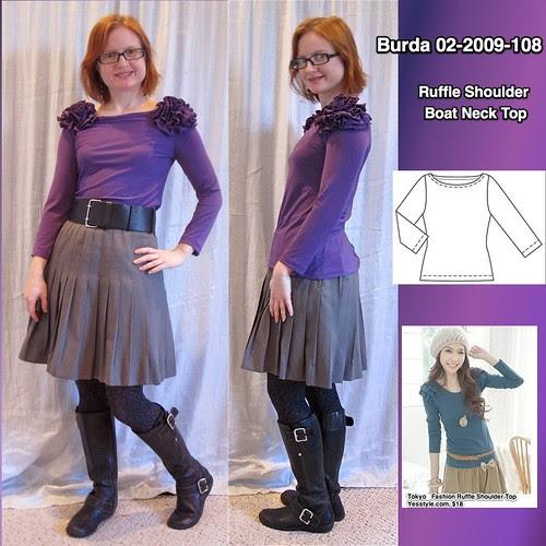 Burda 02-2009-108 Thumbnail