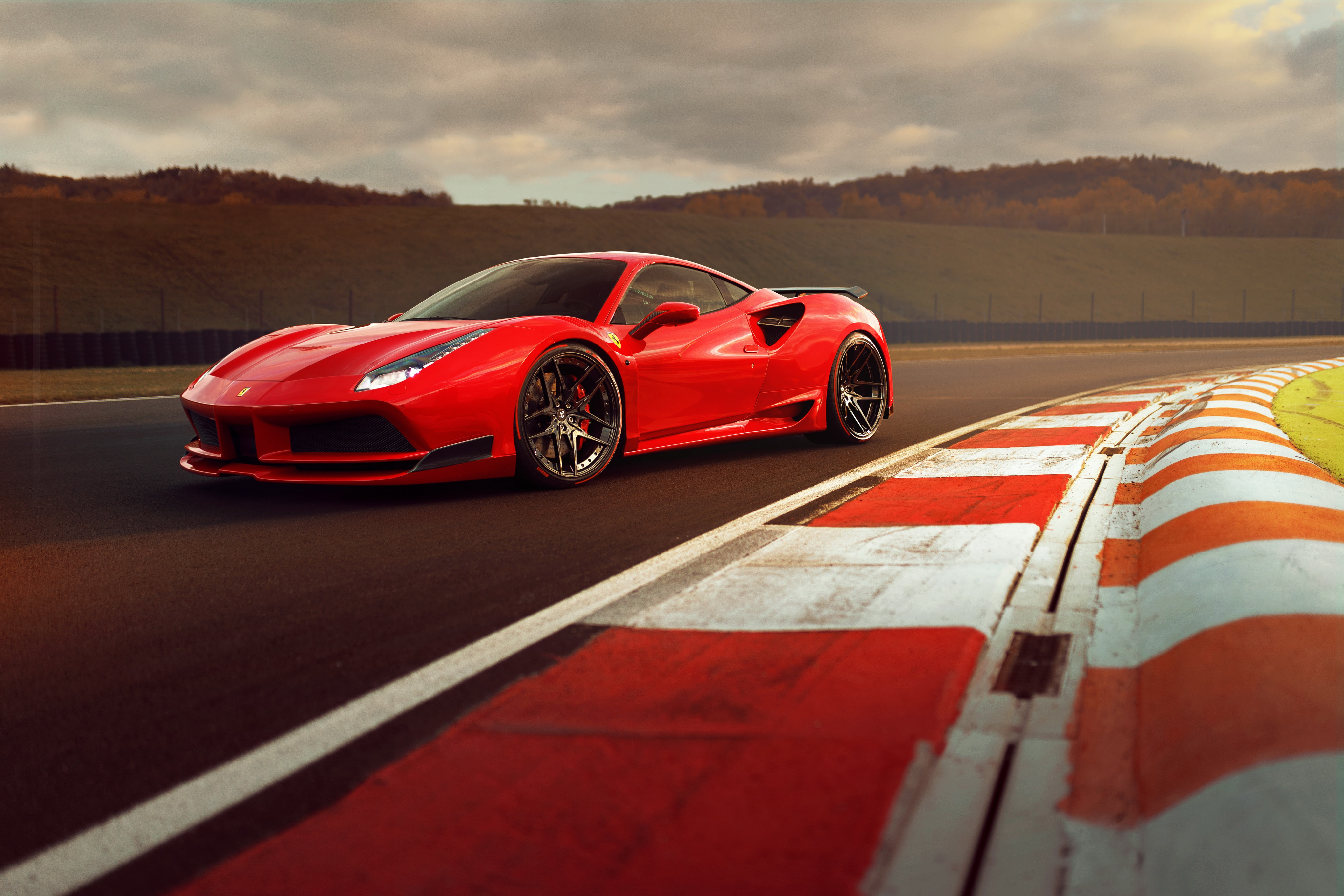 Ferrari 488 Gtb 4k, HD Cars, 4k Wallpapers, Images, Backgrounds, Photos and Pictures