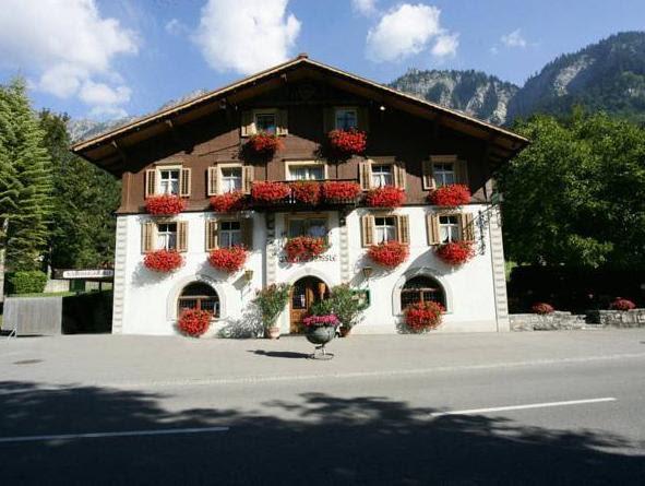hotel near Innerbraz Gasthof Rössle