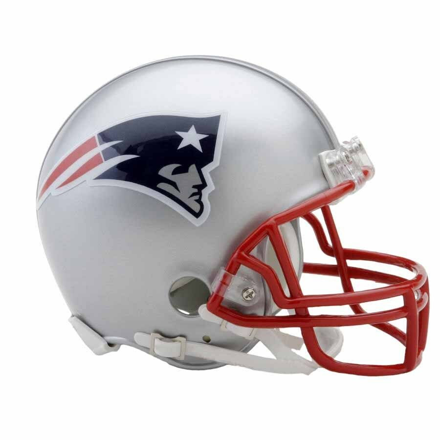 NEW ENGLAND PATRIOTS MINI NFL FOOTBALL HELMET RIDDELL  eBay