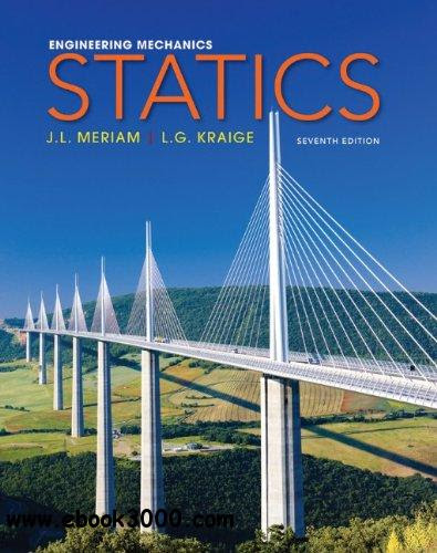 Engineering Mechanics: Statics, 7th edition