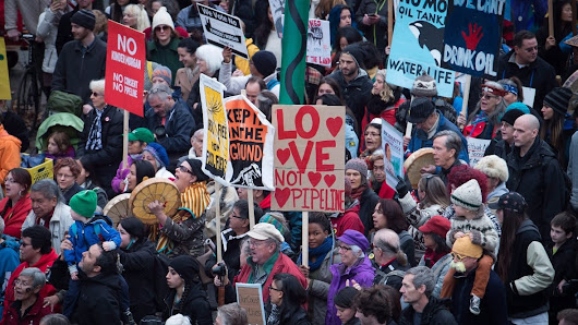 First Nations, environmentalists vow 'long battle' on approved Kinder Morgan pipeline
