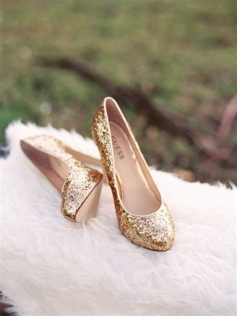 ideas  gold glitter shoes  pinterest gold