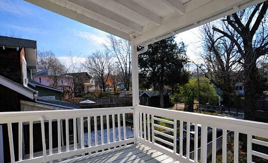 Best New Listings: Eastern Market, Three Porches, and Exposed Beams