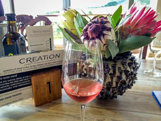The Distinctive Tastes of Creation Wines - Travel Addicts
