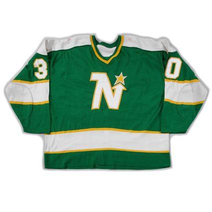 North Stars 70-71 jersey