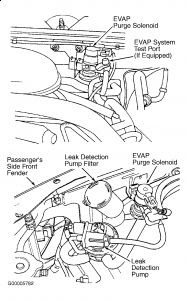 Wiring Diagram Database: 2001 Dodge Ram 1500 Evap System