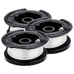 Black and Decker AF-100-2 2 .065-Inhc x 30-Foot Autofeed Replacement Spools - 2pk