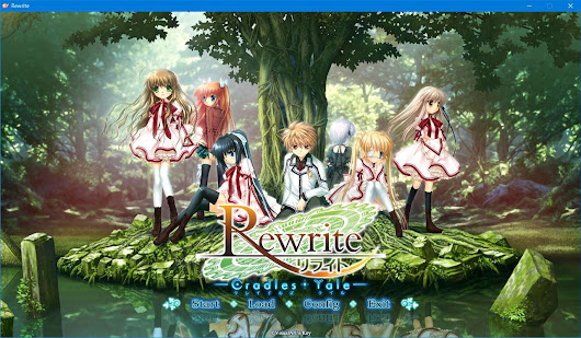 "Rewrite Epilogue ""Cradle's Tale"" Announced"