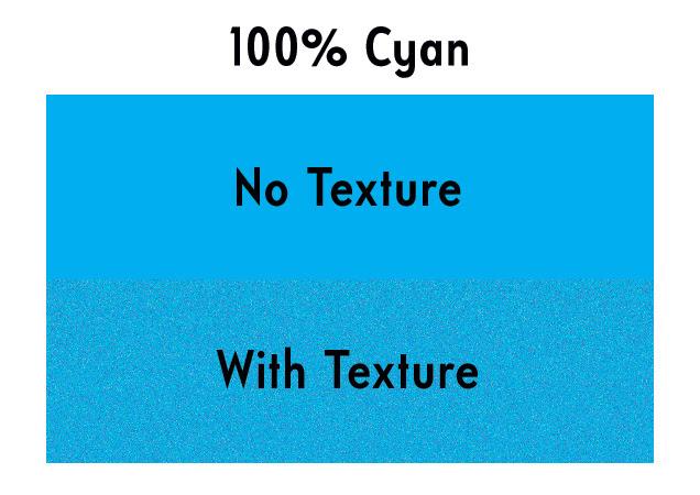 Colour and Colour Texture Comparison by Von Allan