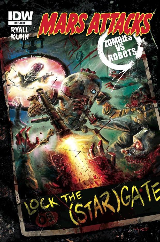 [Mars Attacks Zombies vs Robots Image]