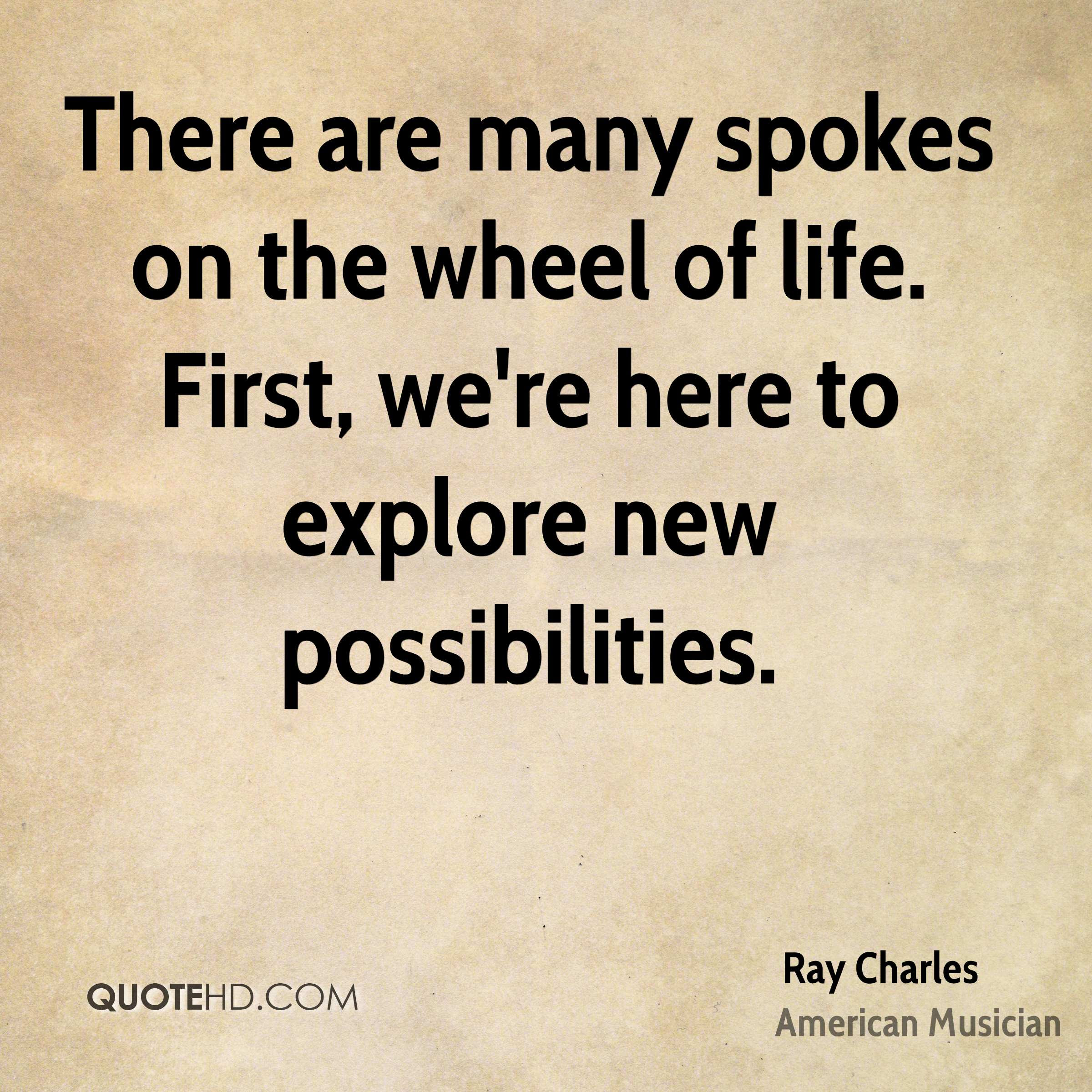 Ray Charles Quotes Quotehd